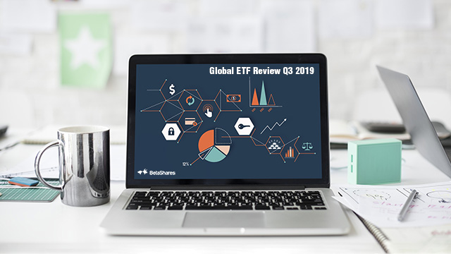 global etf review Q3 2019: etf flow