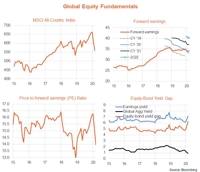 global equity fundamentals